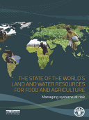 Pdf The State of the World's Land and Water Resources for Food and Agriculture