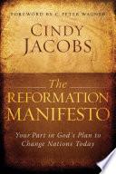 The Reformation Manifesto
