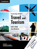 Books - Cambridge Igcse� Travel And Tourism Coursebook | ISBN 9780521149228