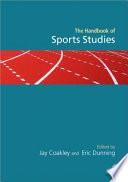 """Handbook of Sports Studies"" by Jay Coakley, Eric Dunning"