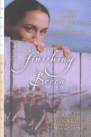 Finishing Becca Pdf/ePub eBook