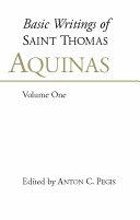 Basic Writings of St  Thomas Aquinas