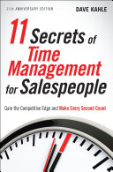 11 Secrets of Time Management for Salespeople