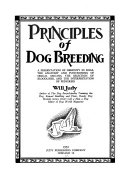 Principles of Dog Breeding Book PDF
