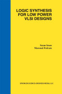 Logic Synthesis for Low Power VLSI Designs Pdf/ePub eBook