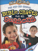 Bible Crafts for All Seasons Book