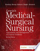 """Lewis's Medical-Surgical Nursing E-Book: Assessment and Management of Clinical Problems, Single Volume"" by Mariann M. Harding, Jeffrey Kwong, Dottie Roberts, Debra Hagler, Courtney Reinisch"