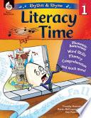 Rhythm Rhyme Literacy Time Level 1