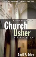 Church Usher  Servant of God