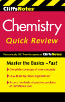 CliffsNotes Chemistry Quick Review, 2nd Edition