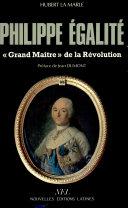 Pdf Philippe Egalité,