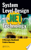 System Level Design with  Net Technology Book