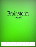 Brainstorm Notebook Book PDF