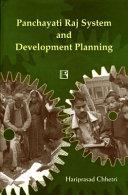 Panchayati Raj System and Development Planning