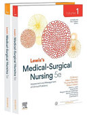 Cover of Lewis's Medical Surgical Nursing