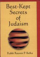 Best kept Secrets of Judaism Book