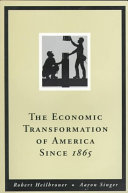 The Economic Transformation of America Since 1865 Book PDF