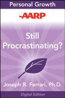 AARP Still Procrastinating