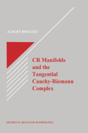 CR Manifolds and the Tangential Cauchy Riemann Complex