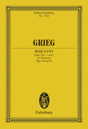 Peer Gynt Suites Nos  1 and 2
