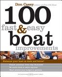 100 Fast   Easy Boat Improvements
