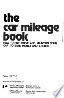 The Car Mileage Book