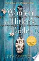 The Women At Hitler S Table Book