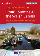 Four Counties & the Welsh Canals No. 4 (Collins Nicholson Waterways Guides)