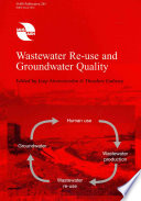 Wastewater Re-use and Groundwater Quality