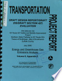 NY Route 347 Safety and Mobility Improvement Project  Northern State Parkway to NY Route 25A  Towns of Smithtown  Islip and Brookhaven  Suffolk County