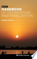 Handbook of UV Degradation and Stabilization Book