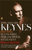 John Maynard Keynes  1883 1946 Book PDF