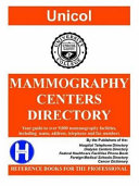 Pdf Mammography Centers Directory