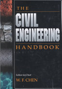 The Civil Engineering Handbook Book PDF