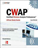 CWAP Certified Wireless Analysis Professional Official Study Guide  Exam PW0 205  Book