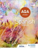 AQA A level Spanish  includes AS