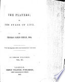 The Players  Or the Stage of Life