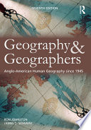 Geography and Geographers