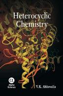 Heterocyclic Chemistry Book PDF