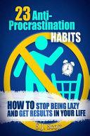 Pdf 23 Anti-Procrastination Habits