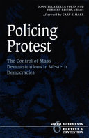 Policing Protest