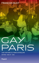 Gay Paris ebook