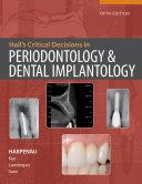 Hall's Critical Decisions in Periodontology & Dental Implantology, 5e Pdf/ePub eBook