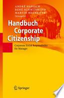 Handbuch Corporate Citizenship