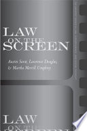 Law On The Screen Book PDF