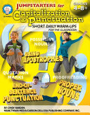 Jumpstarters for Capitalization   Punctuation  Grades 4   8
