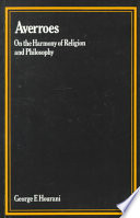 On the harmony of religion and philosophy