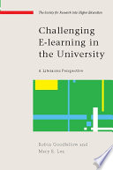 EBOOK  Challenging e Learning in the University