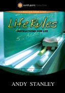Life Rules Study Guide Pdf/ePub eBook