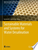 Sustainable Materials and Systems for Water Desalination